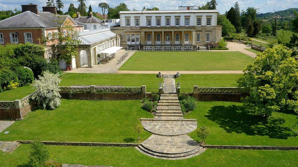 Buxted Park - a fabulously luxurious way to spend 2 days getting inspired about your business.