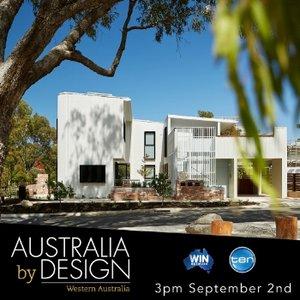 Australia By Design Tv Show