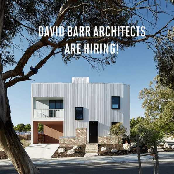 David Barr Architects_Architect Jobs Perth