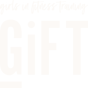 Girls In Fitness Training