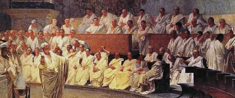 Audiobook of Cicero's speech in defense of Sextus Roscius Amerinus (Pro Sexto Roscio Amerino).