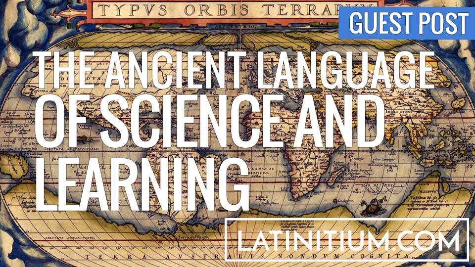 Latin,the language of science and learning. An article by Professor Hans AIli, Stockholm University for Latinitium.com.