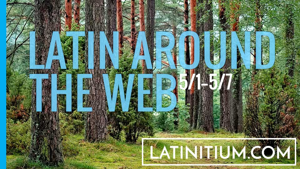 Learn Latin with audio books and videos in Latin with Latinitium.com.