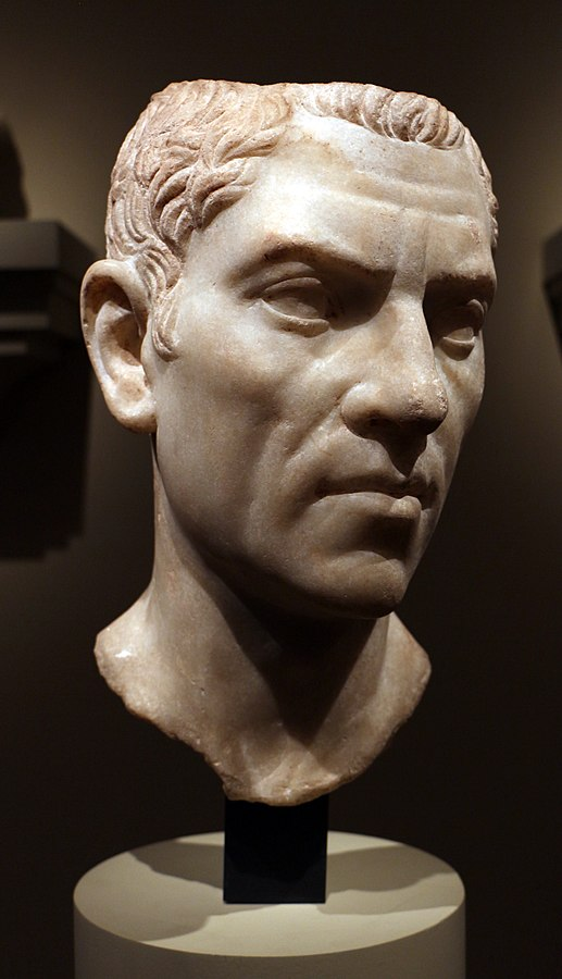 Gaius Cornelius Gallus , Cleveland Museum of Art.