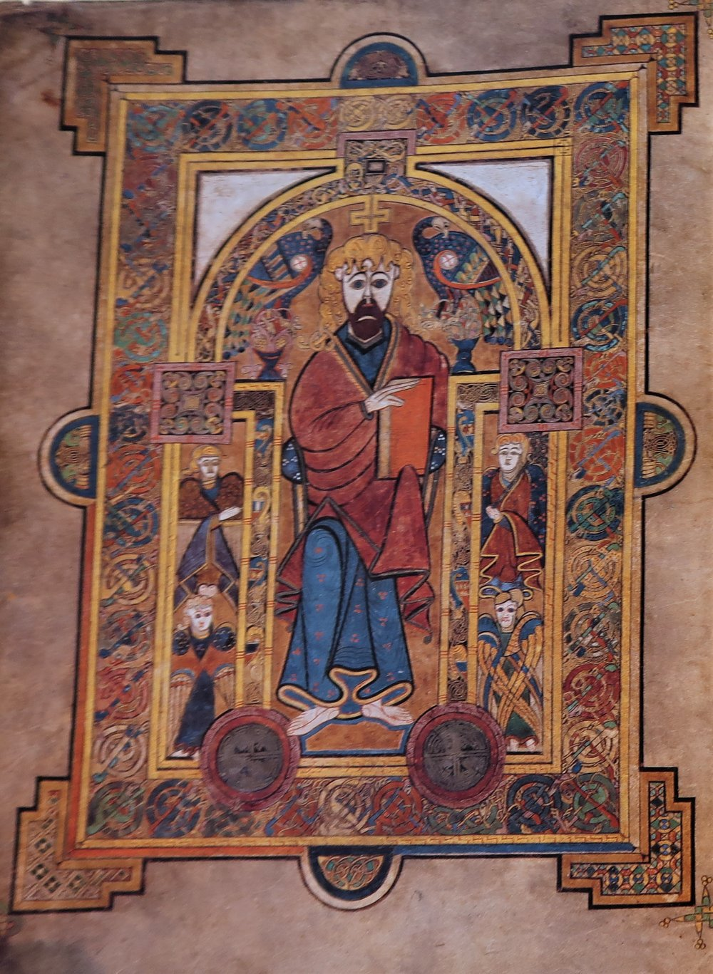 Book of Kells, replica 3, latinitium.com.jpg