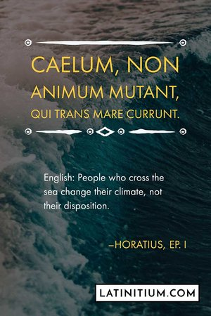Latinitium Latin Quotes Sayings Stunning Latin Quotes
