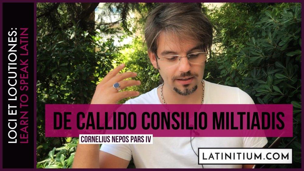 P13. Cornelius Nepos Consilio Miltiadis, Learn Latin Latinitium.JPG