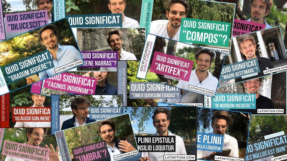 Collage Loci et Locutiones learn latin latinitium.com.jpg
