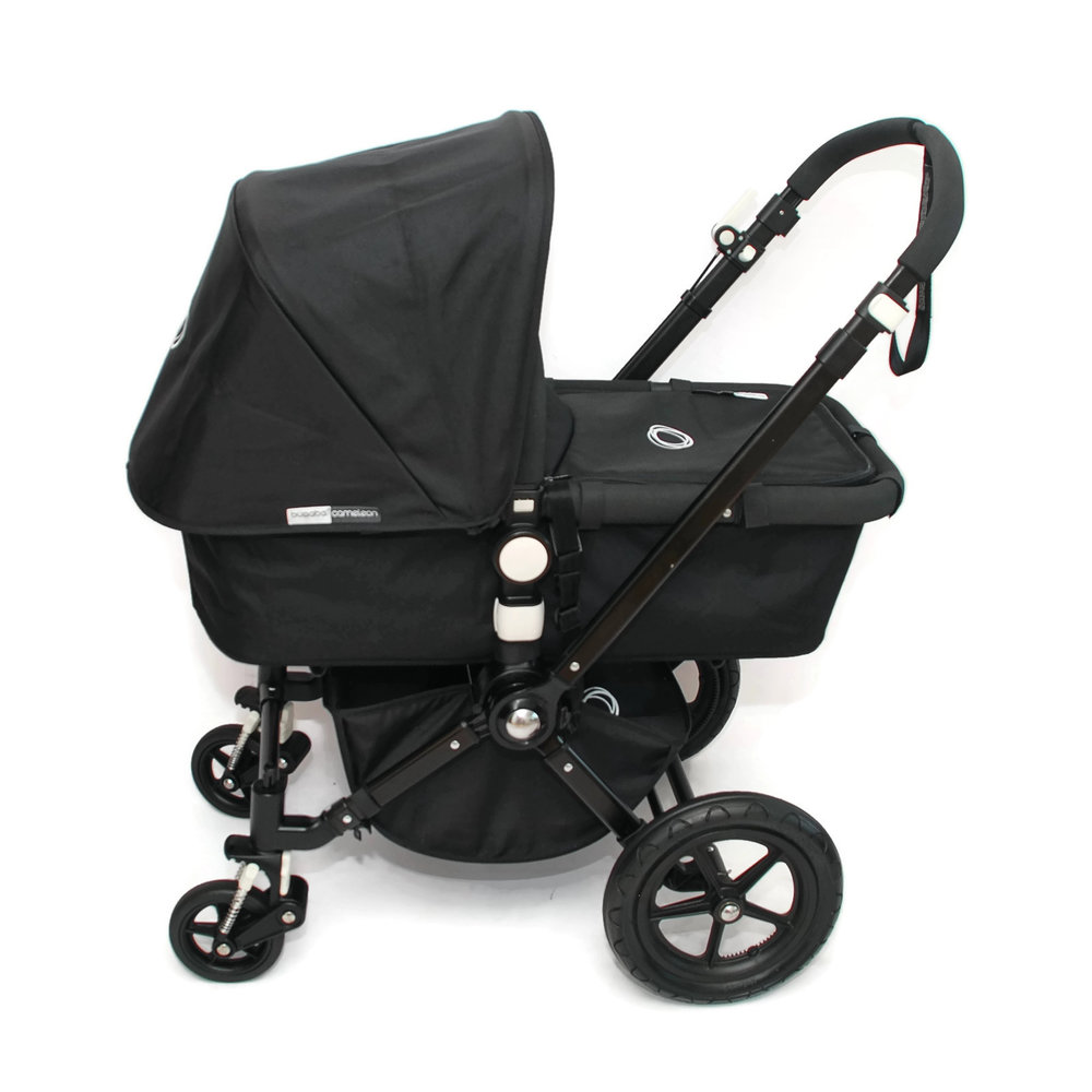 Bugaboo Cameleon2 All Black Special Edition 549 EUR - gebraucht