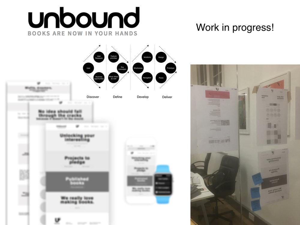 Unbound UX Designer Vianney le Masne