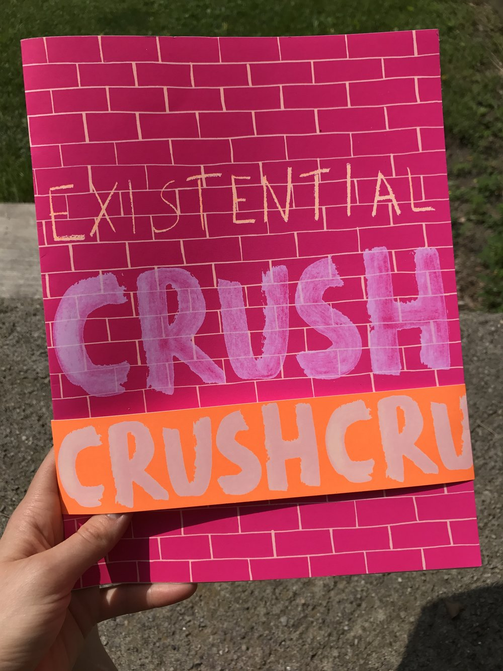 EXISTENTIAL CRUSH,