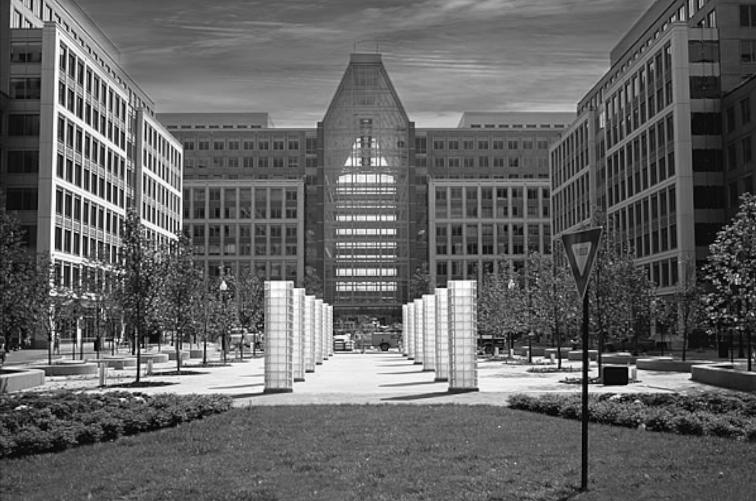 The United States Patent and Trademark Office in Alexandria, VA (photo USPTO)