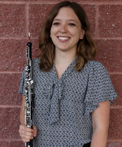 M.M. Eastman School of Music Oboe Performance Arts Leadership Certificate  B.M. University of North Texas Oboe Performance