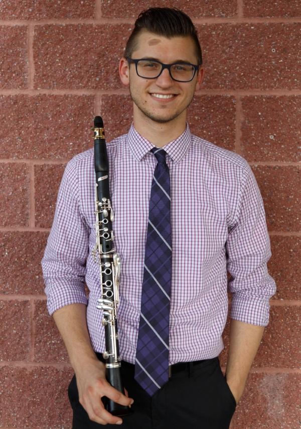 B.M. Peabody Conservatory Music Education Clarinet Performance