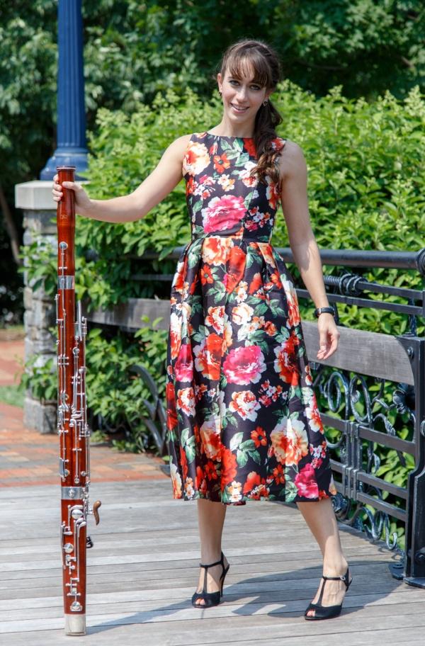 M.M. Southern Methodist University Bassoon Performance  B.M. Eastman School of Music Bassoon Performance