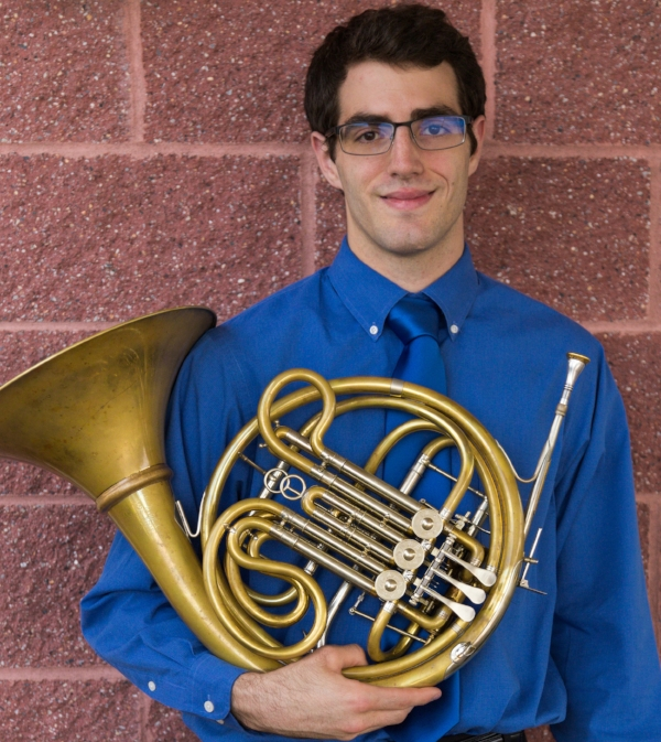 M.M. Peabody Conservatory Horn Performance B.M. New England Conservatory of Music Horn Performance