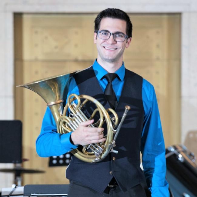 B.M. University of Denver  Horn Performance