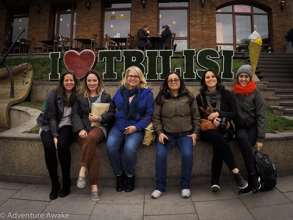 I love Tbilisi