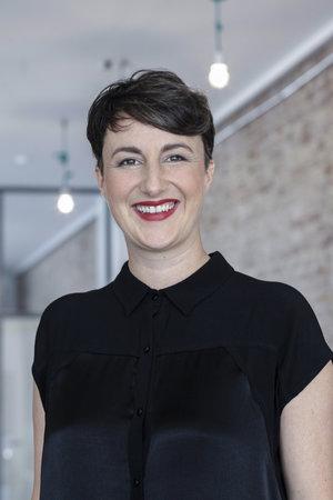Nadja Flohr-Spence - Initiatorin, Mitgründerin und Geschäftsführerin der Sustainable Food Academy