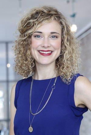 Denise Loga - Mitgründerin und Geschäftsführerin derSustainable Food Academy