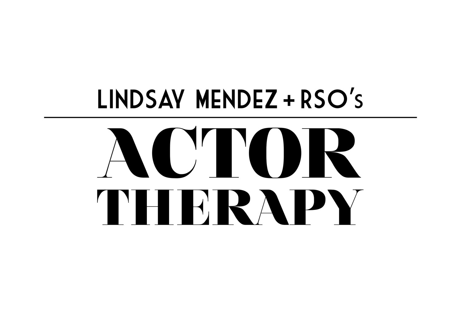 Actor Therapy