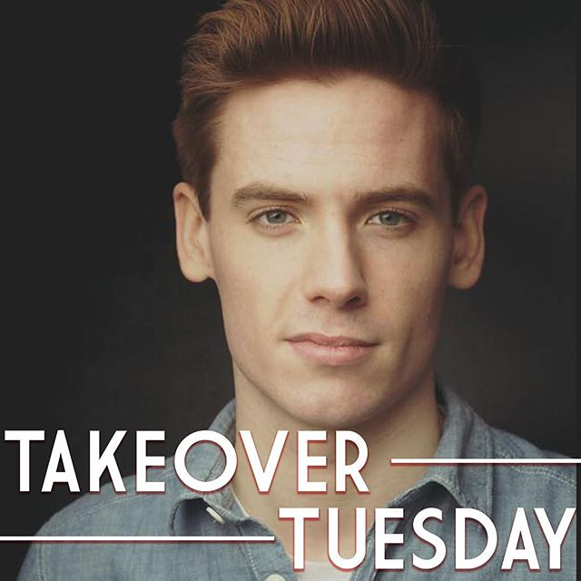 Hanging with us today on #TakeoverTuesday is @rsmurray18! Follow along in our stories all day!
