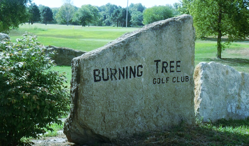 burning tree  golf course - desoto, ks