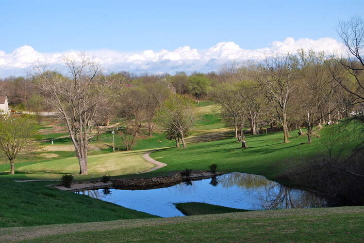 Lake perry golf course - ozawkie, ks