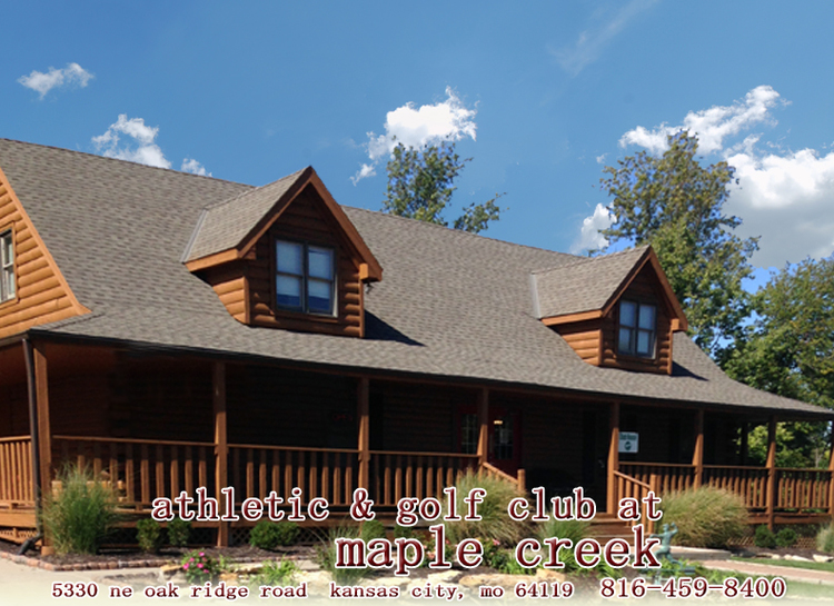 maple creek golf & fitness - kansas city, mo
