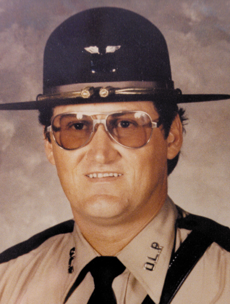 Water Enforcement Safety Officer Mark Harris    September 2, 1984   Harris joined the Oklahoma Lake Patrol in 1982. Officer Harris was enroute to investigate a reported drowning at Lake Thunderbird when he stopped a vehicle on I35 near Indian Hills Road in Cleveland County for speeding. As he wrote the citation, a car traveling on the Interstate ran off the road, struck Officer Harris, then smashed into the second car. Officer Harris was thrown into the roadway and struck by a third vehicle. The driver of the vehicle that ran off the road was later charged with manslaughter. The driver of the third vehicle that struck Officer Harris left the scene, and was never found.