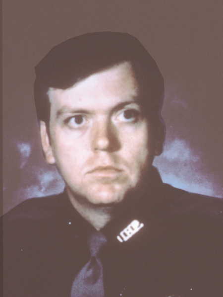 Trooper Guy David Nalley    October 27, 1984   Nalley joined the OHP in 1982. Near 8:20 p.m. Nalley stopped a tractor-trailer rig NW of Sayre. A routine check revealed the truck and trailer were stolen. Nalley requested backup, with Trooper Mike McClellan responding. McClellan reached the scene and found Nalley shot twice in the head. A search was launched and the suspected assailant, William E. Best, was apprehended. Best was charged with murder but committed to Eastern State Hospital for psychiatric evaluation. A woman smuggled a handgun into the institution for Best who took hostages inside the hospital. Best was killed in the incident.