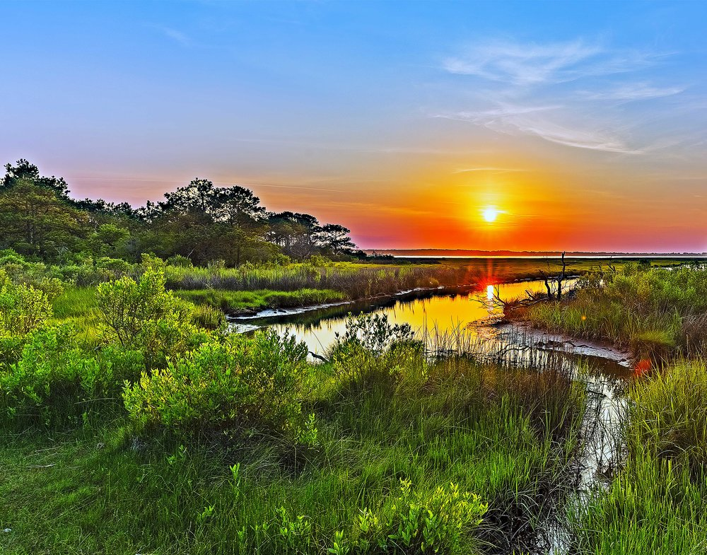 June_Sunset_Assateague Island_MD