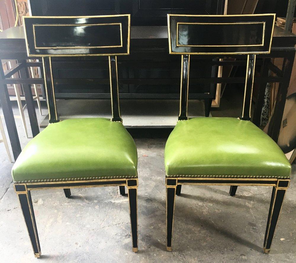Custom Jacob Chair in COL
