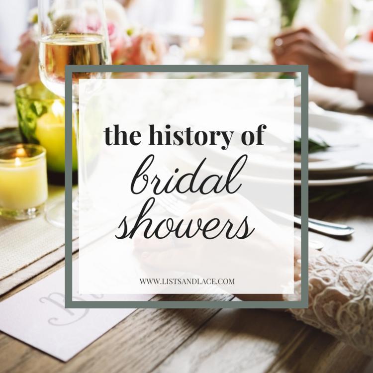 bridal shower history main image