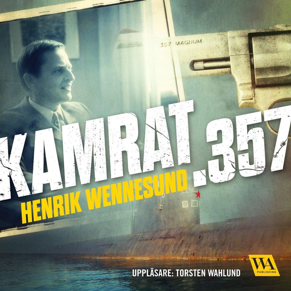 Kamrat .357 om 80-talets Sverige och Palmemordet.