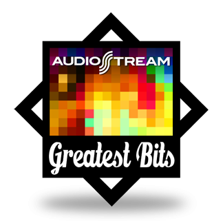 AudioStream Greatest Bits Award