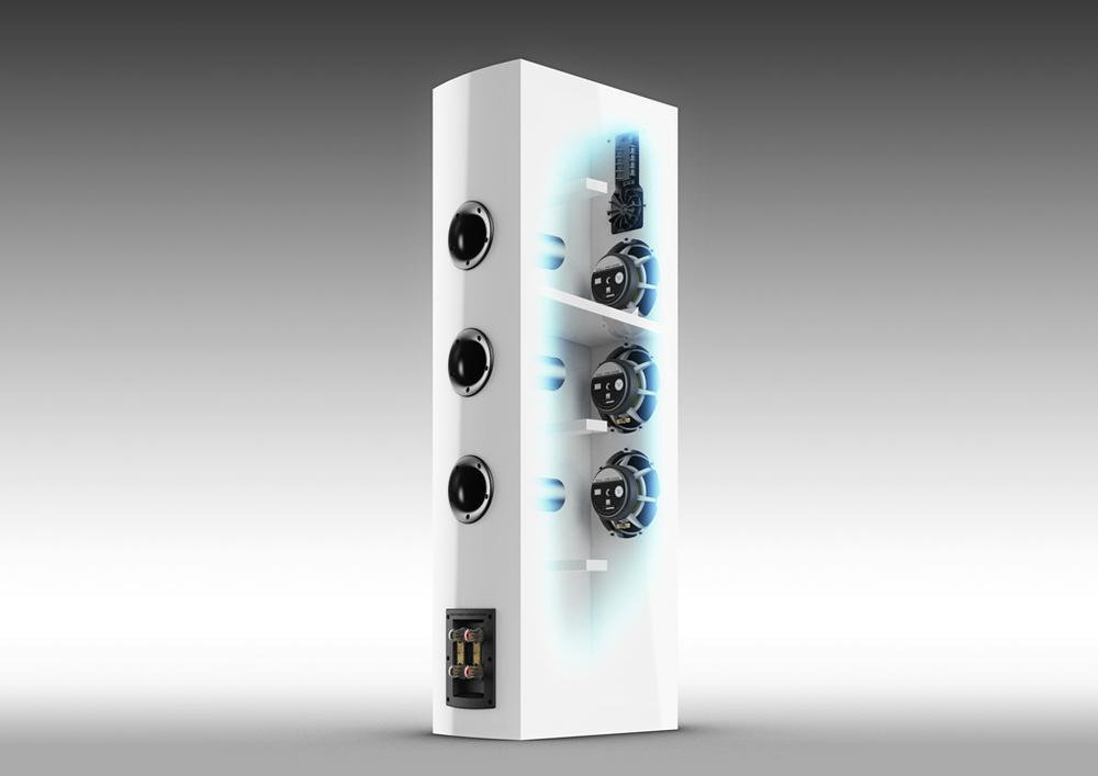DALI Rubicon 8 loudspeaker