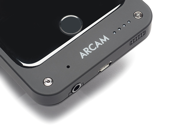 Arcam MusicBOOST iphone dac headphone amp