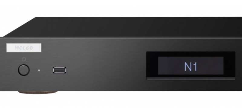 Melco N1A audiophile server