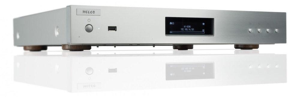 Melco N1A Silver