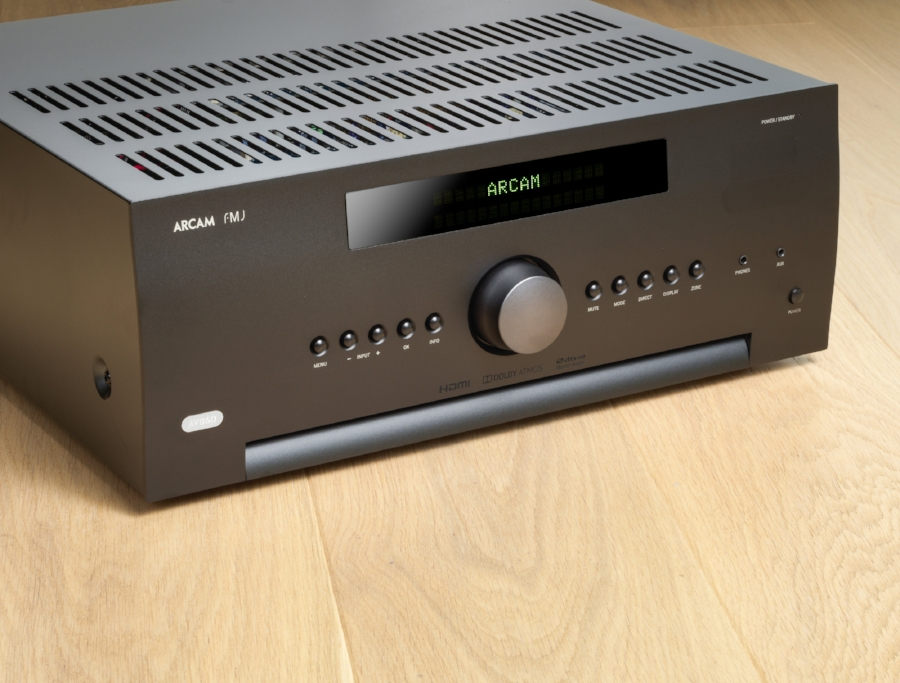 """Performance Is All"" Arcam of Cambridge UK: AV860 Atmos / DTS:X AV pre-amp/processor. Offering a level of sound quality that is far above competing AV components, the new AV860 is a serious High-End component. Equally at home with high resolution surround sound or two-channel music, it delivers stunning realism with everything from heavyweight blockbusters to favourite concert videos."