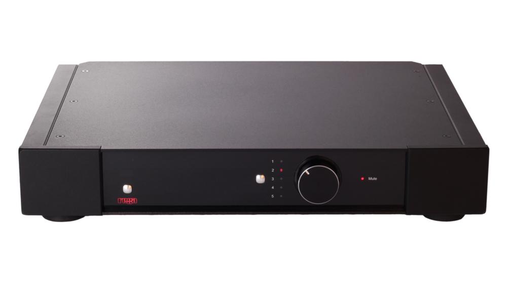 Elex-R - Integrated Amplifier