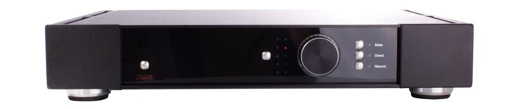 elicit-r - Integrated Amplifier