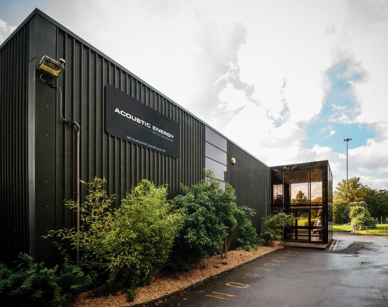 New AE Facility