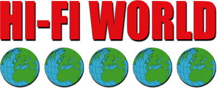Hi Fi World Logo