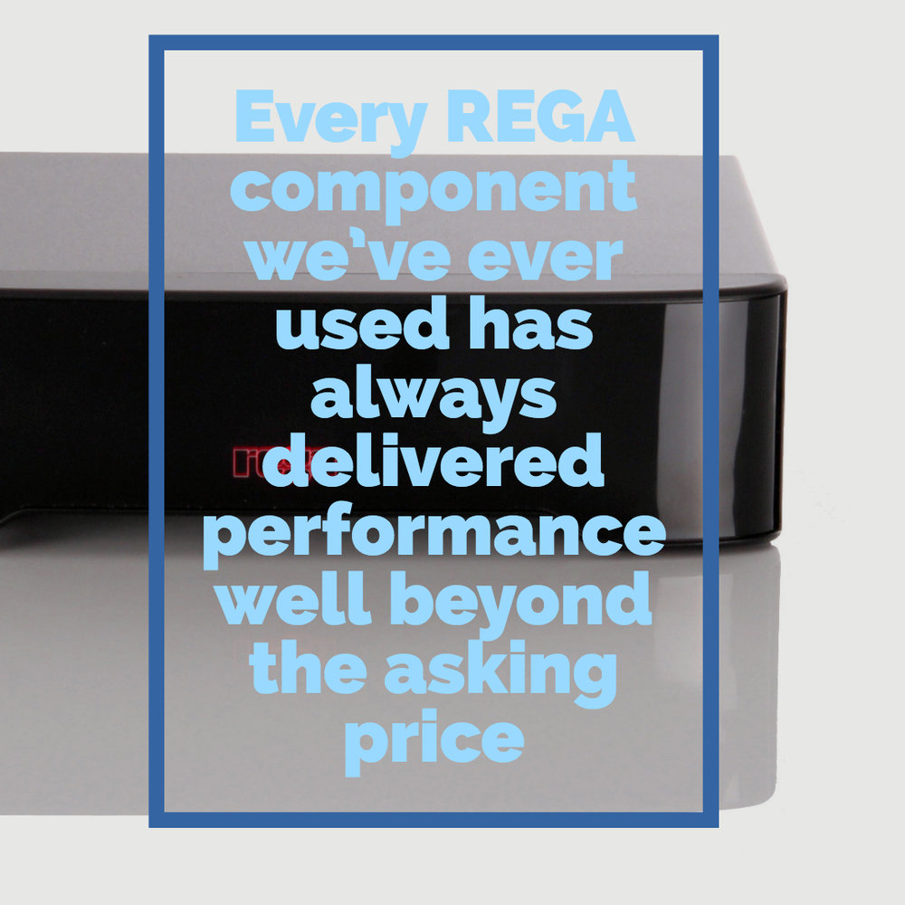 Rega  Fono MC by Jerold O'Brien