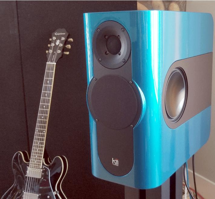 Kii 3 In Electric Blue