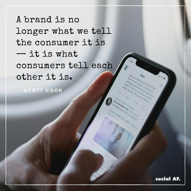 Use social media to tell your brand story and shape the discussion that's happening about your brand . #socialAFco . . . . . #brandstory #sociamedia #influencermarketing #influencers #womenmarketers #smm #socialmediamarketing #girlboss #ladyboss #startupstory #startuplife #digitalmarketing #socialmedia #marketing #growthhacking #smallbiz #business #tech #toronto #socialmediatoronto #freelancesocialmedia #socialmediaconsultant #socialmediacoach #socialmedialife #torontobusiness #torontosocialmedia
