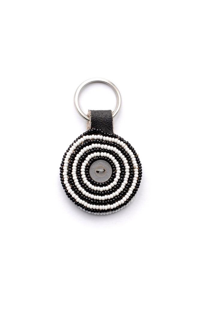 Round Key Chain (S)-BW1101.jpg