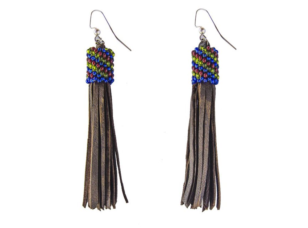 Sera tassel earrings